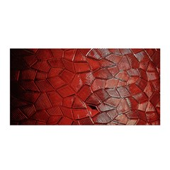 Pattern Backgrounds Abstract Red Satin Wrap