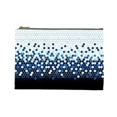 Tech Camouflage Cosmetic Bag (large)
