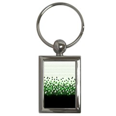 Tech Camouflage 2 Key Chains (rectangle)
