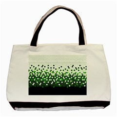 Tech Camouflage 2 Basic Tote Bag (two Sides)