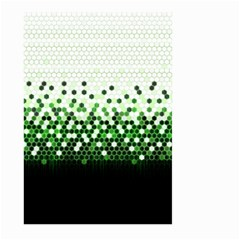 Tech Camouflage 2 Large Garden Flag (two Sides)