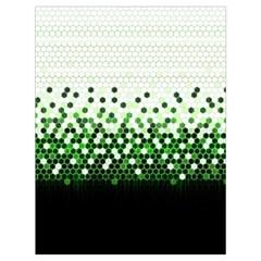 Tech Camouflage 2 Drawstring Bag (large)