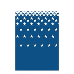 Patriot Shower Curtain 48  X 72  (small)