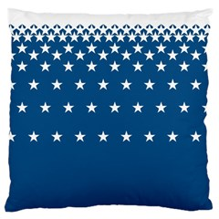 Patriot Large Cushion Case (two Sides)