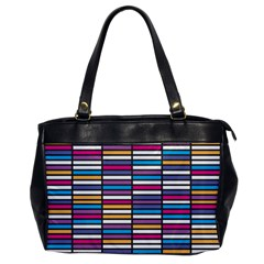 Color Grid 01 Office Handbags