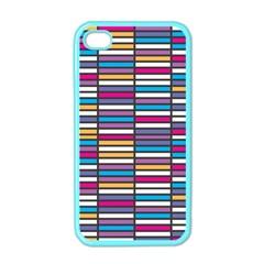 Color Grid 01 Apple Iphone 4 Case (color)