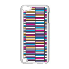 Color Grid 01 Apple Ipod Touch 5 Case (white)