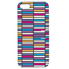 Color Grid 01 Apple Iphone 5 Hardshell Case With Stand