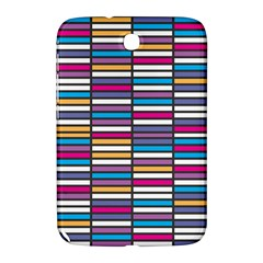 Color Grid 01 Samsung Galaxy Note 8 0 N5100 Hardshell Case