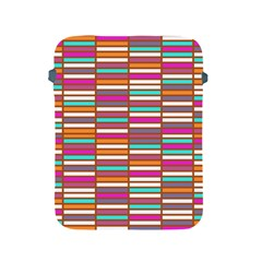 Color Grid 02 Apple Ipad 2/3/4 Protective Soft Cases