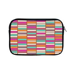 Color Grid 02 Apple Ipad Mini Zipper Cases