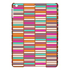 Color Grid 02 Ipad Air Hardshell Cases