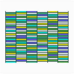 Color Grid 03 Small Glasses Cloth (2 Side)