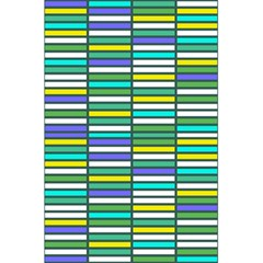 Color Grid 03 5 5  X 8 5  Notebooks