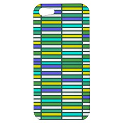 Color Grid 03 Apple Iphone 5 Hardshell Case