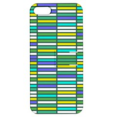 Color Grid 03 Apple Iphone 5 Hardshell Case With Stand