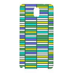 Color Grid 03 Samsung Galaxy Note 3 N9005 Hardshell Back Case