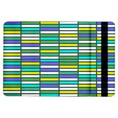 Color Grid 03 Ipad Air Flip