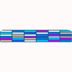 Color Grid 04 Small Bar Mats
