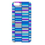 Color Grid 04 Apple iPhone 5 Seamless Case (White) Front