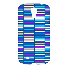 Color Grid 04 Samsung Galaxy S4 I9500/i9505 Hardshell Case