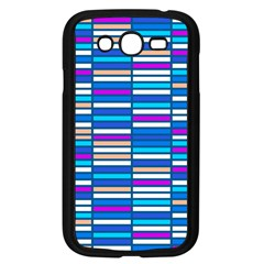 Color Grid 04 Samsung Galaxy Grand Duos I9082 Case (black)