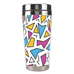 Retro Shapes 01 Stainless Steel Travel Tumblers