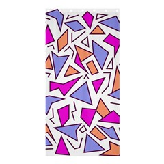 Retro Shapes 03 Shower Curtain 36  X 72  (stall)