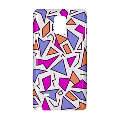 Retro Shapes 03 Samsung Galaxy Note 4 Hardshell Case