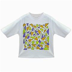 Retro Shapes 04 Infant/toddler T Shirts