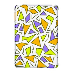 Retro Shapes 04 Apple Ipad Mini Hardshell Case (compatible With Smart Cover)