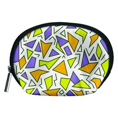 Retro Shapes 04 Accessory Pouches (medium)