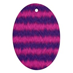 Cheshire Cat 01 Ornament (oval)
