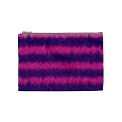 Cheshire Cat 01 Cosmetic Bag (medium)