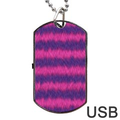 Cheshire Cat 01 Dog Tag Usb Flash (two Sides)