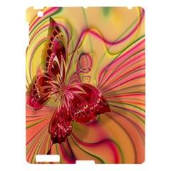 Arrangement Butterfly Aesthetics Apple Ipad 3/4 Hardshell Case