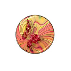 Arrangement Butterfly Aesthetics Hat Clip Ball Marker (10 Pack)