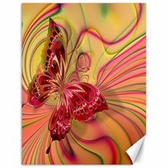 Arrangement Butterfly Aesthetics Canvas 12  X 16