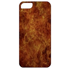 Abstract Flames Fire Hot Apple Iphone 5 Classic Hardshell Case