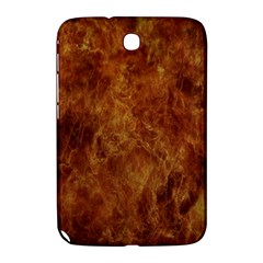 Abstract Flames Fire Hot Samsung Galaxy Note 8 0 N5100 Hardshell Case