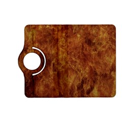 Abstract Flames Fire Hot Kindle Fire Hd (2013) Flip 360 Case