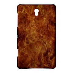 Abstract Flames Fire Hot Samsung Galaxy Tab S (8 4 ) Hardshell Case
