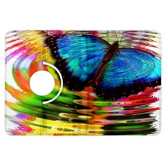 Blue Morphofalter Butterfly Insect Kindle Fire Hdx Flip 360 Case