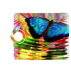Blue Morphofalter Butterfly Insect Kindle Fire Hdx 8 9  Flip 360 Case