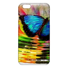 Blue Morphofalter Butterfly Insect Iphone 6 Plus/6s Plus Tpu Case