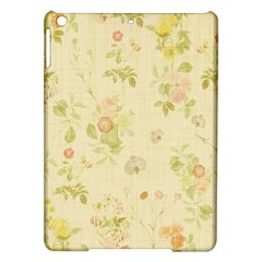Floral Wallpaper Flowers Vintage Ipad Air Hardshell Cases