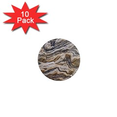 Texture Marble Abstract Pattern 1  Mini Magnet (10 Pack)