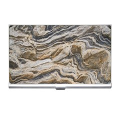 Texture Marble Abstract Pattern Business Card Holders