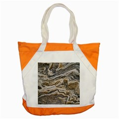 Texture Marble Abstract Pattern Accent Tote Bag