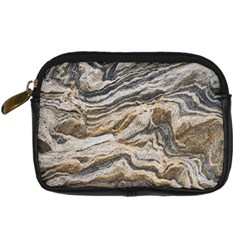 Texture Marble Abstract Pattern Digital Camera Cases